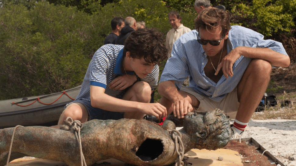 Bilderesultat for call me by your name