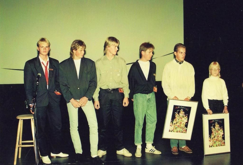 Amandus-vinnere 1989.